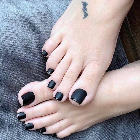 Bakımlı bir el'mi bakımlı bir ayak'mı?