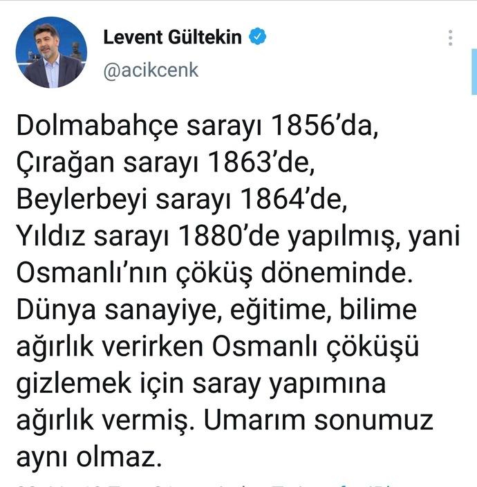 Bu ekonomik sıkıntıda Erdoğan neden saray yapıyor?