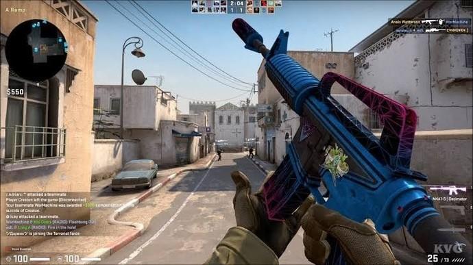 Counter-Strike GO vs Counter-Strike 1.6 ?
