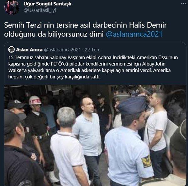 İyi partili kadın yönetici asıl darbeci Ömer Halis Demirdir dedi. Konu hakkında ki düsünceleriniz nelerdir?