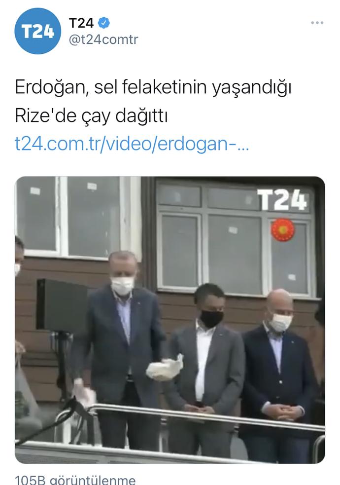 Ne olursa Erdoğan'ı sorumlu tutarlar?