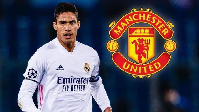 Manchester United, Jadon Sanchodan sonra Raphael Varaneı kadrosuna kattı! Sizce M. United yeni sezonda başarılı olabilir mi?