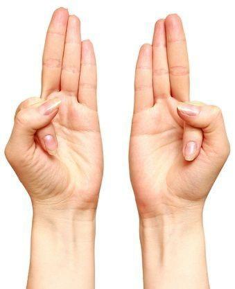 Uzun ve ince parmaklara sahip olmak için egzersiz yapar mısınız?