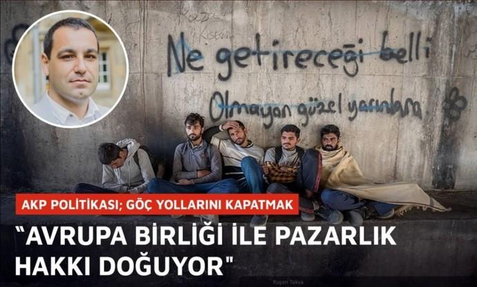 Yeni göç dalgası ve AKPnin politikalarının sonuçları ne olacak?