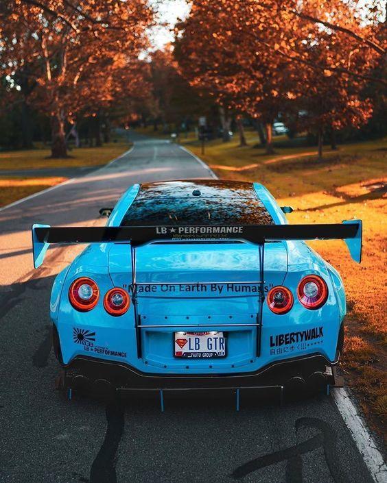 Nissan gtr r 35 aşkım benim :)