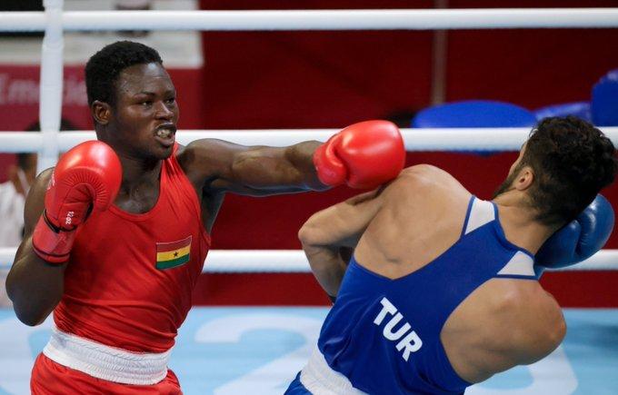 Milli boksörümüz Bayram Malkan #Tokyo2020de çeyrek finale yükseldi. Karşılaşmayı takip ettiniz mi?