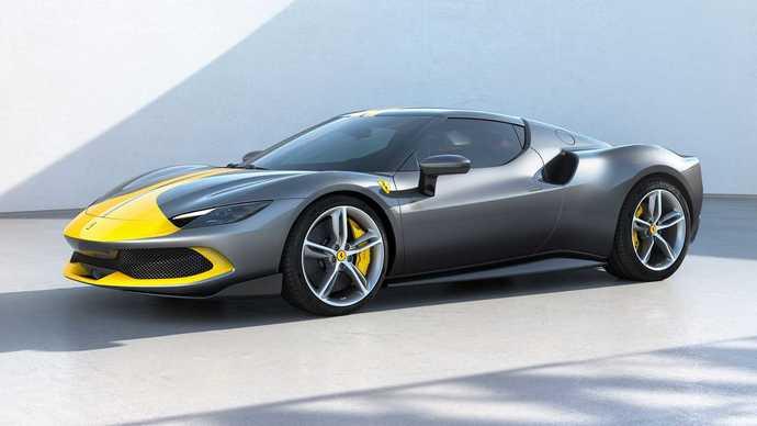 Fortnite, Ferrari ile anlaştı! Oyunlarda spor araba kullanmayı sever misiniz?