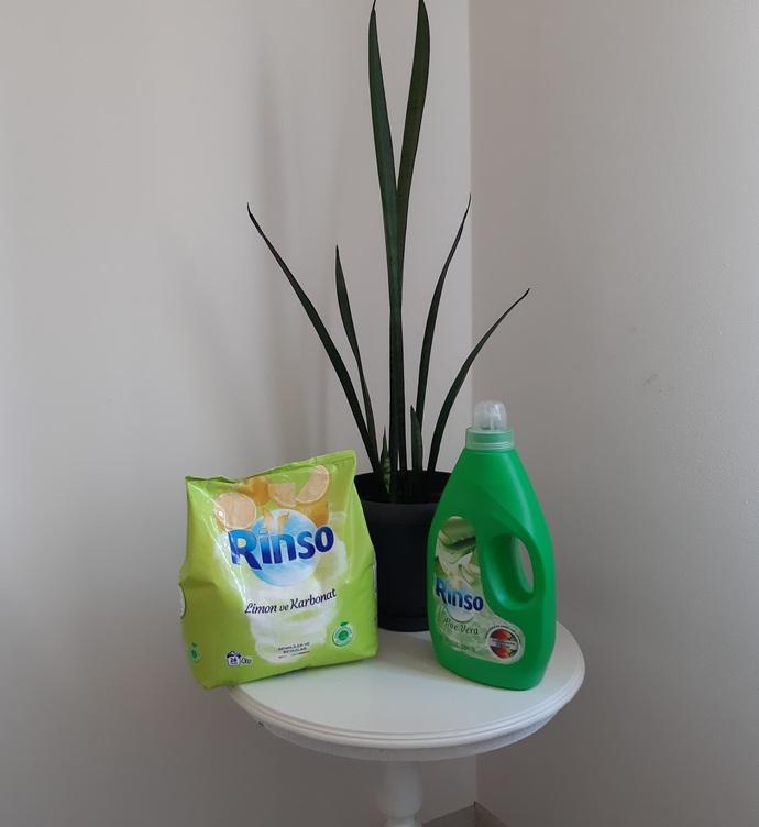 Hangi tür deterjan kullanıyorsunuz sıvı mı toz mu sebebi ne?