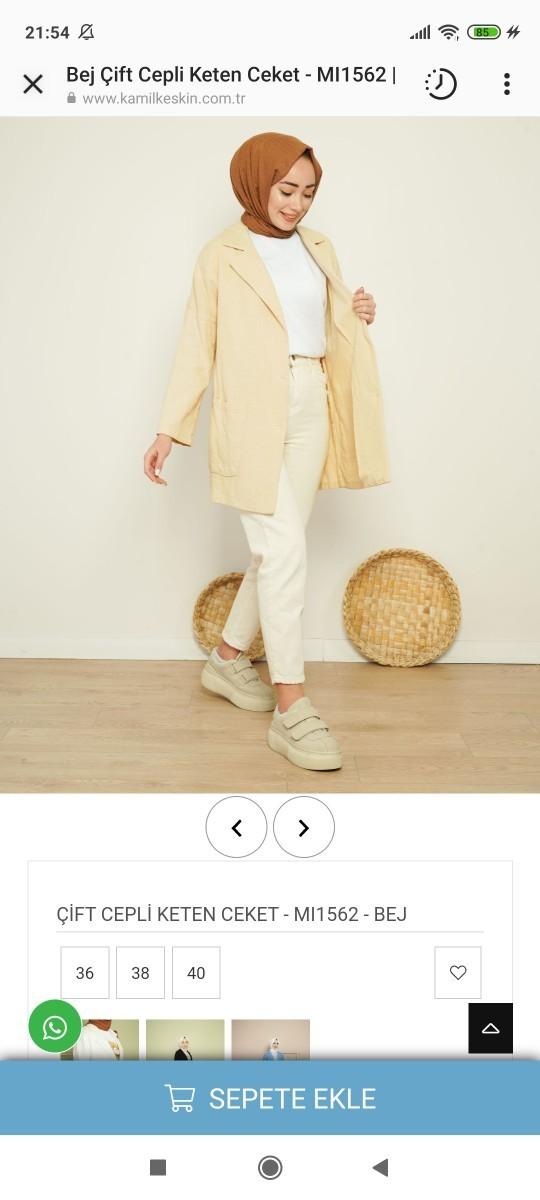Bol paça pantolonla hangi ceket daha iyi güzel olur ?