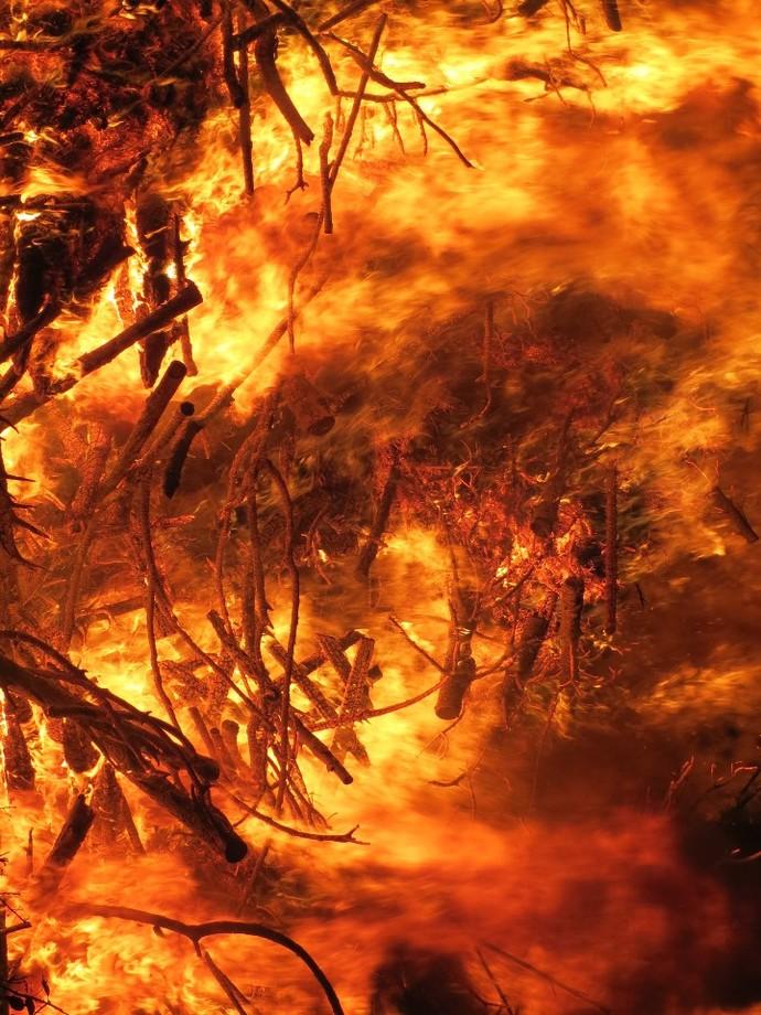 Yangınlarda yanmak i̇ster misiniz?