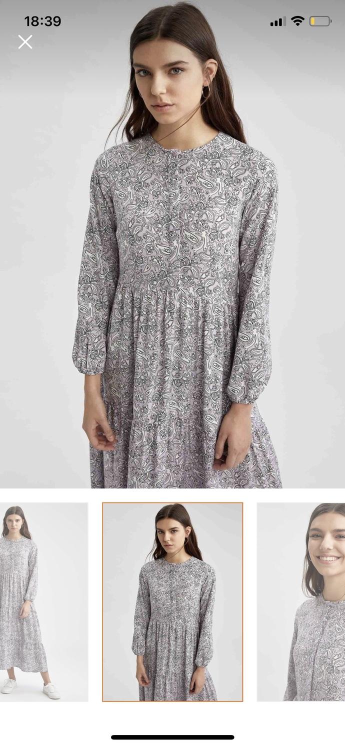 Bu elbiseyi çok beğendim bence çok güzel sizce nasıl?