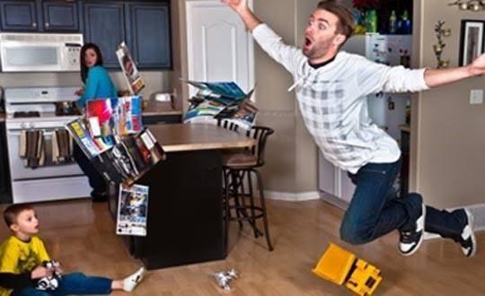 Evde Başınıza Ne Tür Kazalar Denk Geliyor?