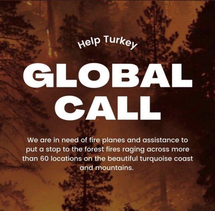 Sosyal medyada #helpturkey hashtagine destek verdiniz mi?