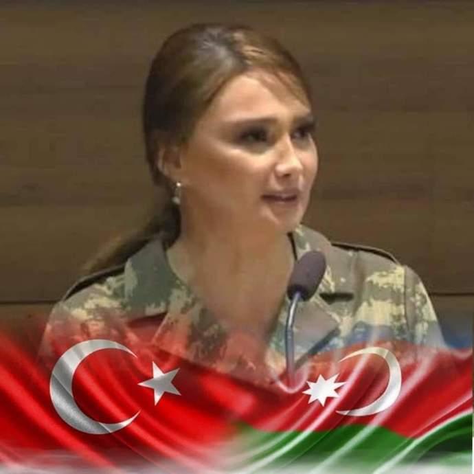 Azerbaycan milletvekili Ganira Paşayeva bir aylık maaşını yangın mağdurları için bağışladı. Ne düşünüyorsunuz?
