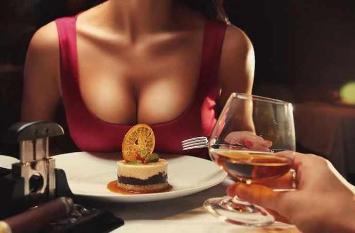 Hoşlandığınız kadının size kek yapması sizi mutlu eder mi?