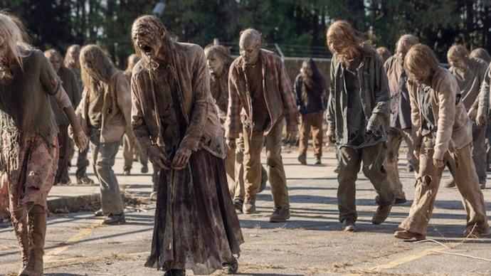 The Walking Dead evreninde yaşamak ister miydiniz?