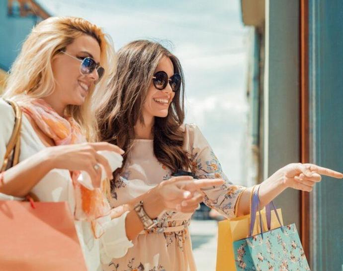 Alışveriş yapan kadın mutlu mudur?