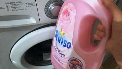 En sık kullandığınız Rinso sıvı çamaşır deterjanı hangisi?