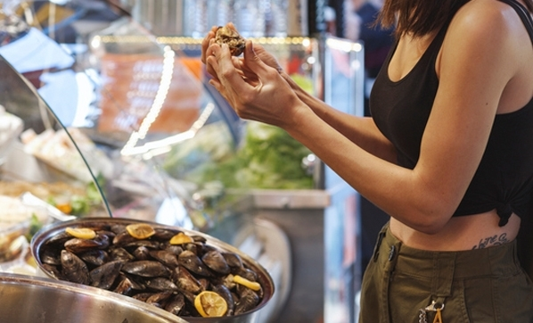 Bir kerede kaç midye yiyebilirsiniz?