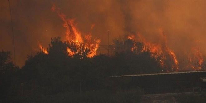 Alevler, Kemerköy Termik Santraline sıçradı! Yangınla mücadelede başarılı olduğumuzu düşünüyor musunuz?