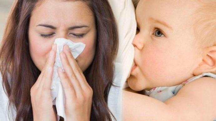 Anne gripken emzirmeye devam etmeli midir?