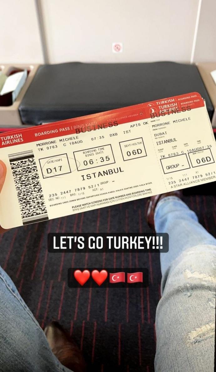 Michele Morrone Türkiyeye geliyor! Hangi dünyaca ünlü yıldız ülkemizi ziyarete gelsin isterdiniz?