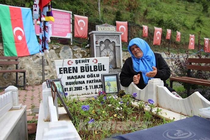 11 Ağustosta şehit edilen Eren Bülbülün ardından 4 yıl geçti, ne söylemek istersin?