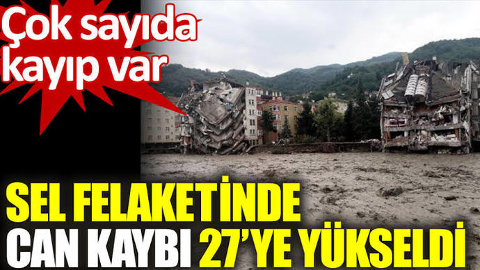 Sel bir ilçeyi yoketti! Bozkurtta suların üzerinde cesetler yüzüyor! Karadenizde can kaybı 27ye yükseldi! Ne düşünüyorsunuz?