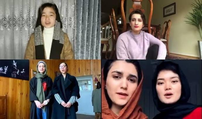 Afganistanı ele geçiren terör örgütü Taliban kadınların tüm haklarını elinden alıyor! Dünya bu rezilliğe sessiz mi kalacak?