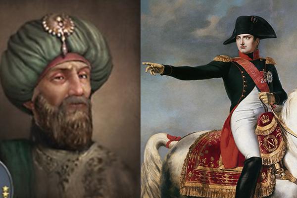 Bugün Napolyon Bonapartın doğum günü! Sizce Bonapart başarılı bir lider miydi?