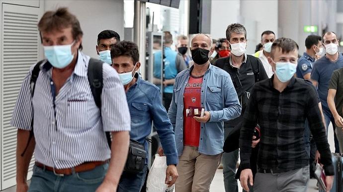 Vatandaşlarımız İstanbulda.