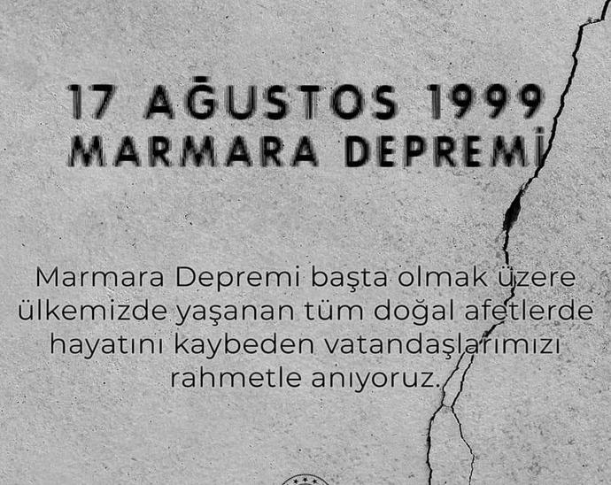 17 Ağustos 1999 depremiyle ilgili neler hatırlıyorsunuz?