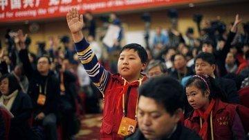 Çin'de 3 çocuk serbestleşti.