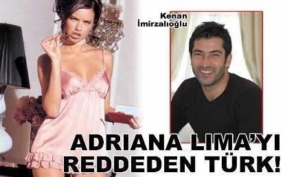 Adriana Lima yerine bir Türk kızını tercih eder miydiniz?