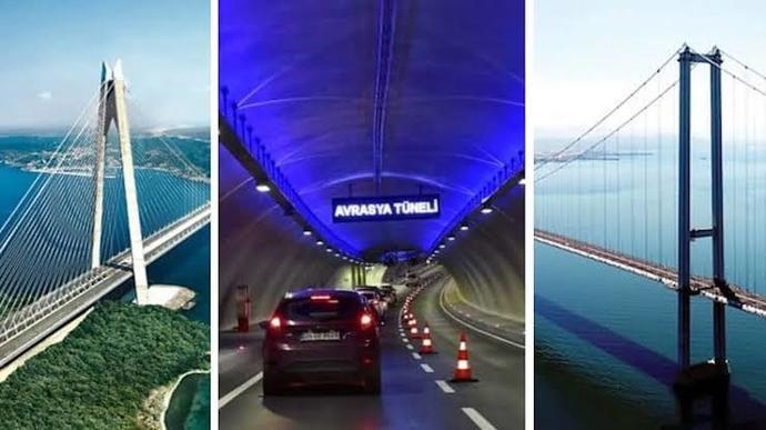 Tünel köprü