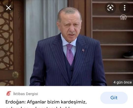 CB Erdoğanın dediği gibi Afganlar bizim kardeşimiz mi?
