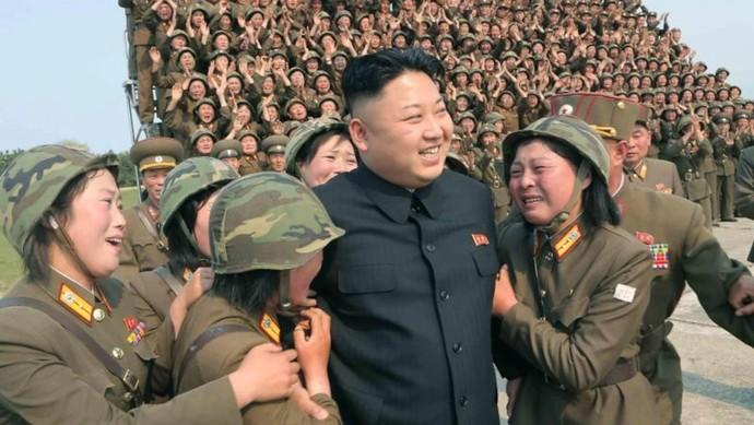 Kim jong diktatörse nasıl bu kadar tatlı?