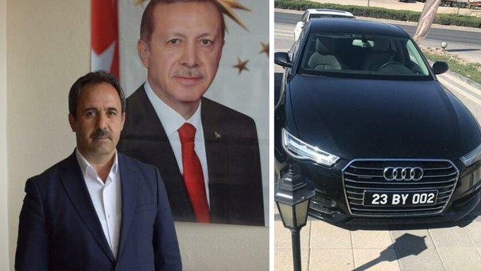 600 bin TL'ye makam aracı alan AKP'li Belediye Başkanı: Şahin alacak halimiz yok ya… ?