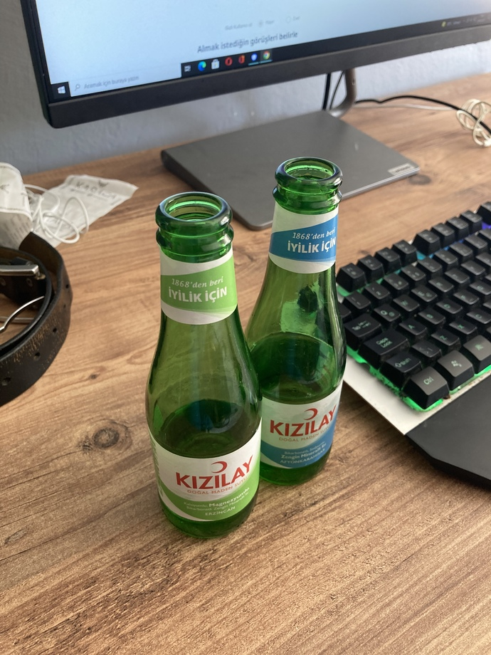 Sade soda içme alışkanlığınızı kaç yaşınızda kazandınız?