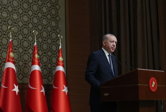 Cumhurbaşkanı Erdoğan Seçim barajı yüzde 7'de netleşti . Seçim barajının düşmesi hakkında ne düşünüyorsunuz?