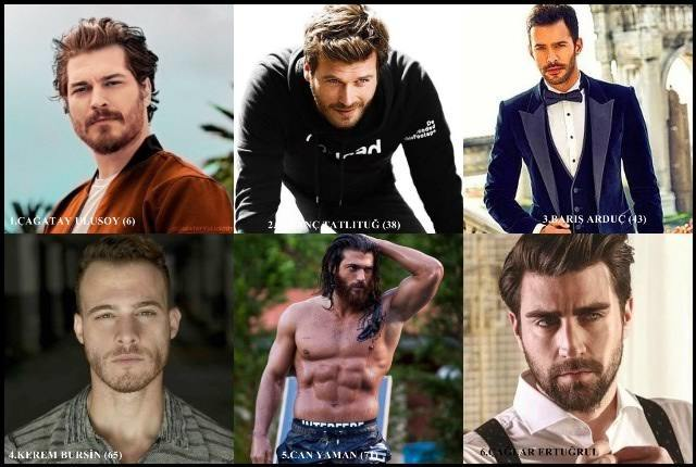 Türkiyenin en yakışıklı erkeği sizce kim?