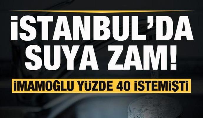 Ekrem imamoğlu nun yüzde 40 zam talebi ibb meclisinde yüzde 15,6 olarak kabul edildi?