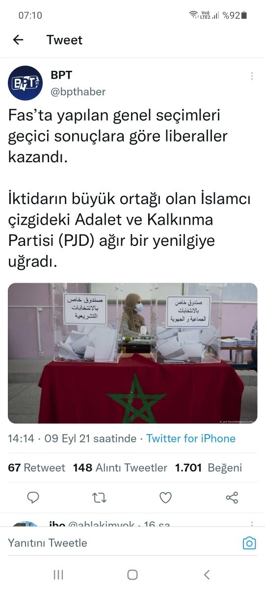 AKP seçimleri kaybetti, siz ne düşünüyorsunuz?