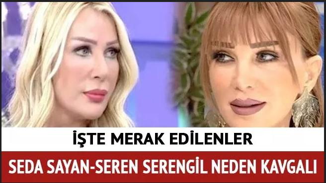 Seda Sayan canlı yayında Hasta mısın sen kolpacı dedi! Sizce kim haklı?