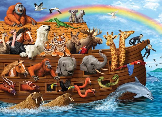 Nuhun gemisi Ağrı Dağında bulundu! Gemiyi görmek ister miydiniz?