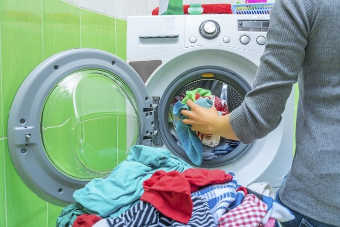 Çamaşır makinesini tıka basa dolduranlardan mısınız?