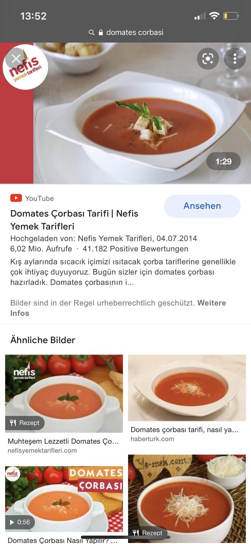 İlk kez domates corbasi yapicam tadi güzel oluyor me?