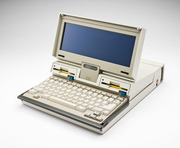 IBM PC Convertible ( 1986 )
