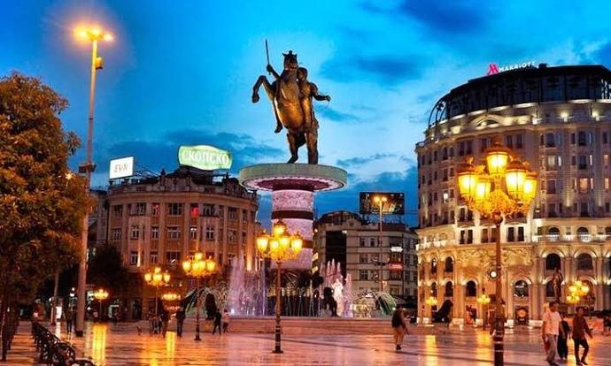 Makedonya'ya nasıl yerleşirim şartları nedir?