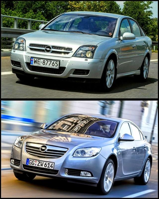 Opel Vectra C mi? Opel Insignia A mı? Siz Olsanız Hangisi Tercih eder Alırsınız Ve Hangisi Daha Karizma Güzel Görünüyor?